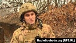 Володимир, військовослужбовець ЗСУ