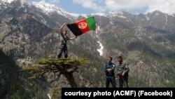 آرشیف، اعضای تیم کوهنوردی افغانستان