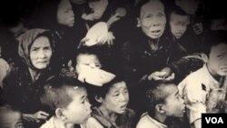 Çində böyük aclıq dövrü.