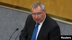 Zëvendëskryeministri i Rusisë, Dmitry Rogozin