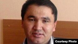 Азаматтық белсенді Берік Жағыпаров.