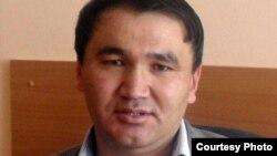 Берік Жағыпаров, жезқазғандық қоғамдық белсенді, журналист