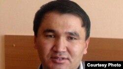 Берик Жагипаров, гражданский активист и журналист.