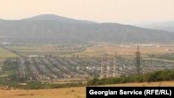 За эти годы кладбище появилось и в поселке беженцев Церовани