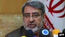 Министр внутренних дел Ирана Абдолреза Рахмани Фазли.