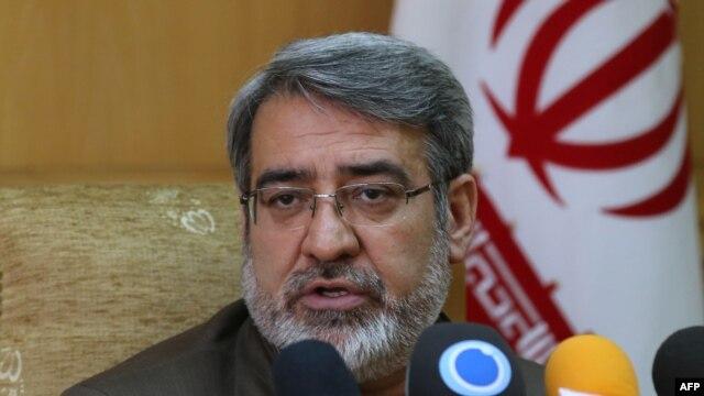 عبدالرضا رحمانیفضلی، وزیر کشور ایران