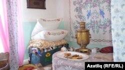 Музейдагы татар өе