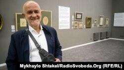 Художник та директор Одеського художнього музею Олександр Ройтбурд