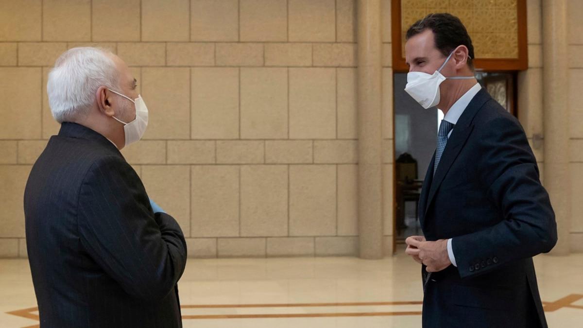Министр иностранных дел Ирана проводит переговоры с Асадом в Сирии