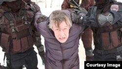 Михаил Ефремов в роли Олигарха