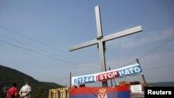 Barrikadë në veri të Mitrovicës