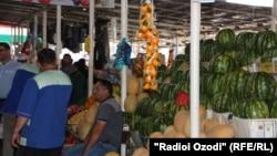Дүйшөмбүнүн базары, Тажикстан