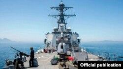 Ракетний есмінець ВМС США «Портер»
