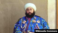 Бухаройн эмир Алим-хан.