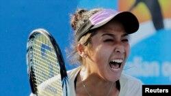 Зарина Дияс, казахстанская теннисистка.