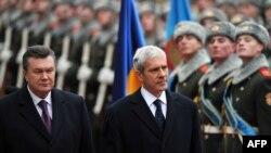 Президенти України Віктор Янукович та Сербії Борис Тадич
