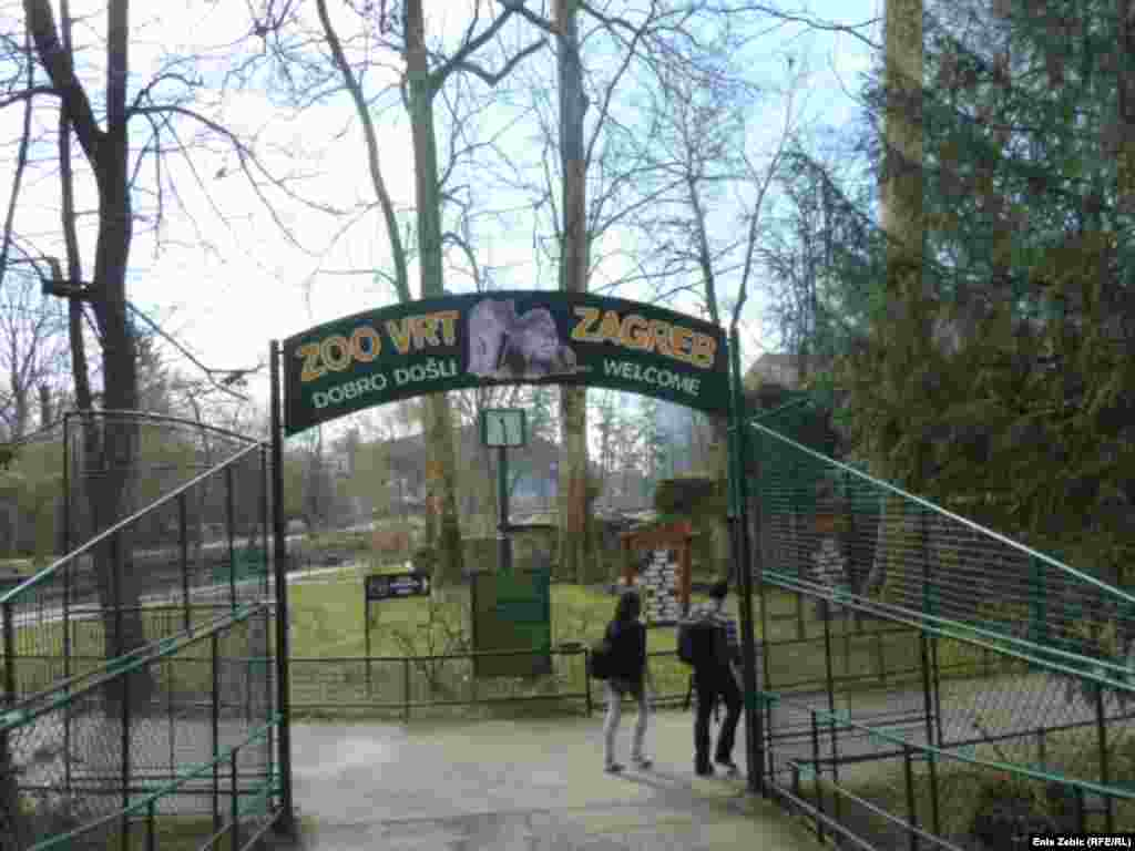 zagreb zoo houses serbian snake collection. Black Bedroom Furniture Sets. Home Design Ideas