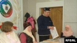 Самар Дуслык йортында татар хатыннары фикер алыштылар.