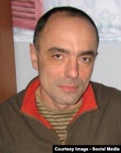 Юрій Касьянов, волонтер