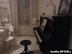 Сәйдәш музеенда композиторның шәхси пианиносы бар