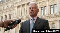 آلن دانکن، مقام وزارت خارجه بریتانیا