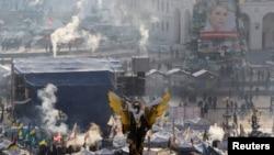 Kiev, 24 janar 2014.