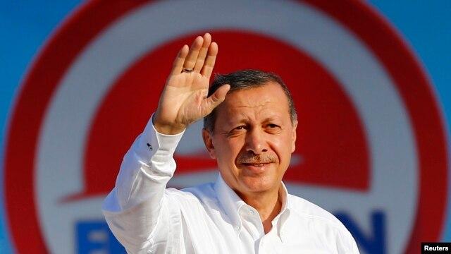 Реджеп Тайїп Ердоган переміг у першому турі президентських виборів