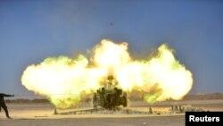 Luftëtarë shiitë në afërsi të Mosulit