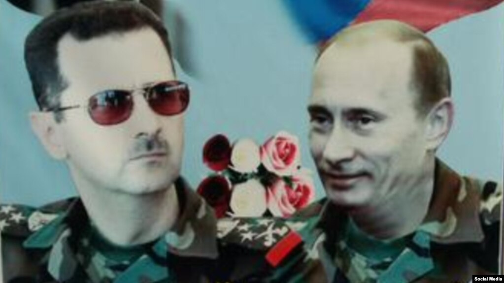Очередные погибшие за дружбу Путина с Асадом