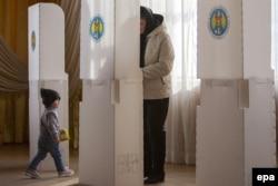 Голосование в Гагаузии