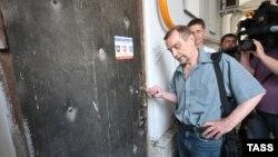 Лідер неурядової організації Росії «За права людини» Лев Пономарьов