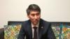 Чыңгыз Айдарбеков.