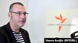 Moćan izdavač je kao jedno veliko čudovište: Vladimir Arsenijević