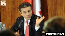 Վրաստանի վարչապետ Բիձինա Իվանիշվիլի