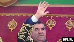 Президенти Тоҷикистон Эмомалӣ Раҳмон