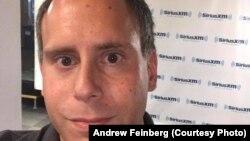 Former Sputnik journalist Andrew Feinberg