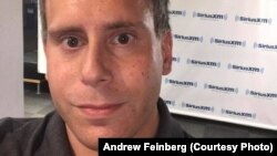 Former Sputnik journalist Andrew Feinberg (file photo)