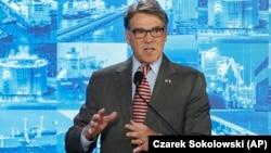 U.S. Energy Secretary Rick Perry