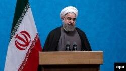 Президент Ирана Хасан Рухани (архив)