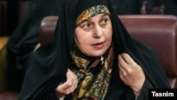 Reformist legislator Parvaneh Salahshuri cites lower-level gains but blames discrimination and sexism for an absence of women in leadership positions in parliament.