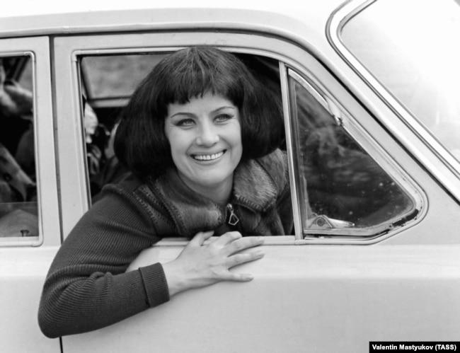 Елена Образцова, 1979