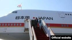 Синдзо Абэ прибыл в Душанбе 24 октября