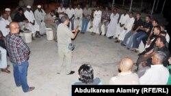 تجمع لمحتجزين سابقين في رفحاء والارطاوية