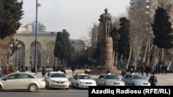 Səməd Vurğun parkı