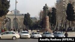 Баку, Азербайджан.