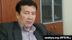 """Наурыз Сактаганов, председатель профсоюзной организации компании """"Озенмунайгаз""""."""