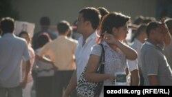 Узбекские студенты. Иллюстративное фото.
