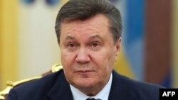 Віктор Янукович, Київ, 14 лютого 2014 року