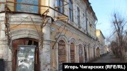 Усадьба купца Николая Пашенных