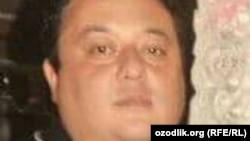 Следователь следственного управления СНБ Узбекистана подполковник юстиции Нодирбек Туракулов.